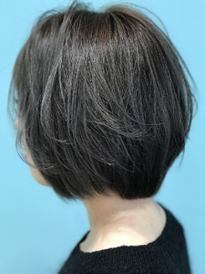 【EuphoriaHARAJUKU】赤み撲滅!シルバーグレージュ☆ 担当森|Euphoria HARAJUKUのヘアスタイル