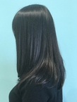 【EuphoriaHARAJUKU】黒染めじゃない♪ダークグレー☆ 担当森|Euphoria HARAJUKUのヘアスタイル
