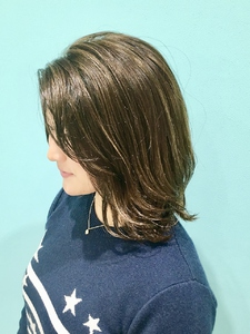 【Euphoria】海外セレブ風ハイライト 担当黒田|Euphoria HARAJUKUのヘアスタイル