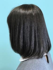 【EuphoriaHARAJUKU】絶妙なバランスで叶う可愛いボブ☆ 担当森|Euphoria HARAJUKUのヘアスタイル