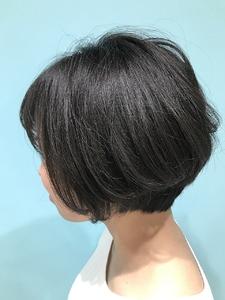 【EuphoriaHARAJUKU】★小顔見せショートボブ★担当宍戸|Euphoria HARAJUKUのヘアスタイル