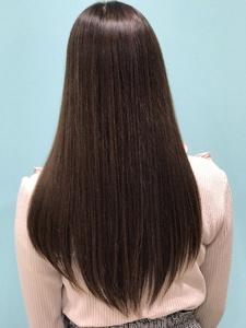 【EuphoriaHARAJUKU】誰もが憧れる美髪ストレート☆ 担当森|Euphoria HARAJUKUのヘアスタイル