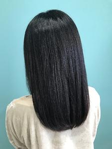 【EuphoriaHARAJUKU】サラサラストレートヘア♪♪担当宍戸|Euphoria HARAJUKUのヘアスタイル