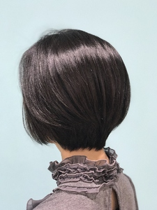 【EuphoriaHARAJUKU】横顔美人が叶うショート☆ 担当森|Euphoria HARAJUKUのヘアスタイル