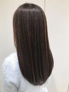 【EuphoriaHARAJUKU】感動の髪感触♪サラサラストレート担当宍戸|Euphoria HARAJUKUのヘアスタイル