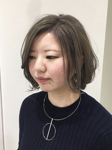 【Euphoria】ダブルカラー×ショートボブ ☆担当黒田|Euphoria HARAJUKUのヘアスタイル