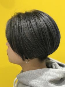 【EuphoriaHARAJUKU】ブルーシルバー☆ 担当森|Euphoria HARAJUKUのヘアスタイル