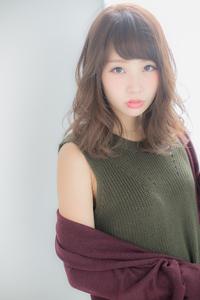 【Euphoria】今どきカジュアル☆色気と抜け感ミクスチャーロブ☆