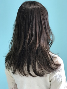 【EuphoriaHARAJUKU】ロングレイヤー×グレージュ☆ 担当森|Euphoria HARAJUKUのヘアスタイル