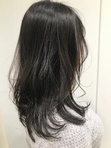 【EuphoriaHARAJUKU】カットで動きを♪フリルレイヤー 担当宍戸|Euphoria HARAJUKUのヘアスタイル