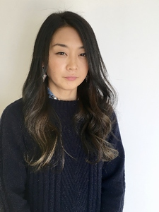 【Euphoria】オリーブインナーカラー ★担当黒田|Euphoria HARAJUKUのヘアスタイル
