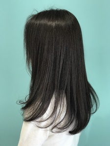【EuphoriaHARAJUKU】拘り前上がりのワンレングス☆ 担当森|Euphoria HARAJUKUのヘアスタイル