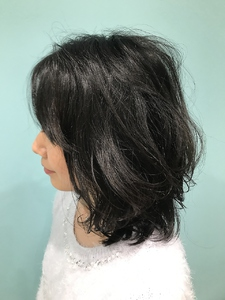 【EuphoriaHARAJUKU】☆パーマで作るふわっと質感☆ 担当宍戸|Euphoria HARAJUKUのヘアスタイル