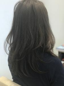 オリーブ×グレージュ=オリージュ☆ 担当森康紀|Euphoria HARAJUKUのヘアスタイル