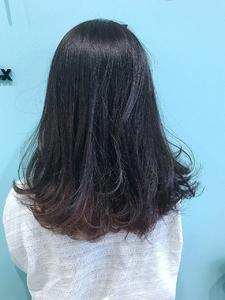 【euphoriaHARAJUKU】個性的お洒落インナーカラー★担当関口|Euphoria HARAJUKUのヘアスタイル
