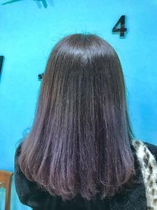【euphoriaHARAJUKU】薄めのヴァイオレット大人気カラー担当関口|Euphoria HARAJUKUのヘアスタイル
