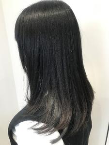 【EuphoriaHARAJUKU】憧れのツヤ髪♪サラサラナチュスト担当宍戸|Euphoria HARAJUKUのヘアスタイル