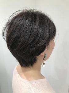 【EuphoriaHARAJUKU】ピンクブラウン×ショートヘア♪担当宍戸|Euphoria HARAJUKUのヘアスタイル