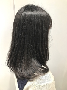 【EuphoriaHARAJUKU】伸ばしかけにオススメミディ♪担当宍戸|Euphoria HARAJUKUのヘアスタイル