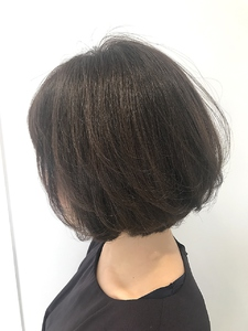 【EuphoriaHARAJUKU】やわらかグラスヴェールカラー♪担当宍戸|Euphoria HARAJUKUのヘアスタイル