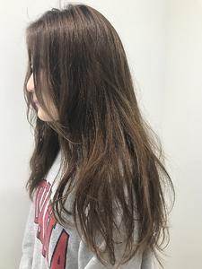 【euphoriaHARAJUKU】ロングなのに軽めスタイル★担当関口|Euphoria HARAJUKUのヘアスタイル