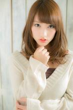 大人かわいいスウィートセミディ☆|Euphoria 【ユーフォリア】池袋東口駅前店のヘアスタイル