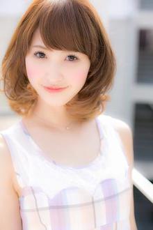 ☆シルキーミディ☆|Euphoria 【ユーフォリア】池袋東口駅前店のヘアスタイル