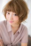 【Euphoria】誰もが求める品のある大人女子☆ほつれショート