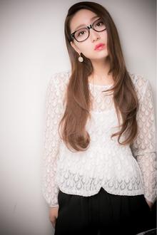 【Euphoria】☆オシャレで都会的なほつれウェーブ☆|Euphoria +n【ユーフォリア・エヌ】サンシャイン通り店のヘアスタイル