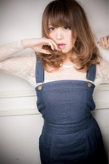 【Euphoria】憧れは海外ブロガーの様なスタイル☆甘辛ミディ|Euphoria +n【ユーフォリア・エヌ】サンシャイン通り店のヘアスタイル