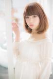 【Euphoria】柔らかな光に優しく透ける☆ピュアボブ