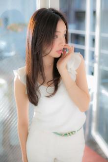 ナチュラル大人ストレート☆|Euphoria SHIBUYA GRANDEのヘアスタイル