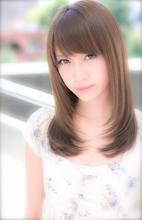 潤い美髪♪シルキーローレイヤースタイル|Euphoria SHIBUYA GRANDE 椎名 裕紀のヘアスタイル