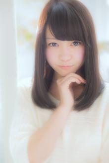 ☆ダークトーンのハーフ美少女風☆|Euphoria SHIBUYA GRANDEのヘアスタイル