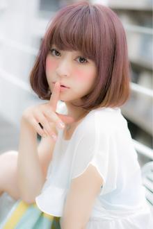 キュートでみんなが振り返るエンジェルボブ♪|Euphoria SHIBUYA GRANDEのヘアスタイル