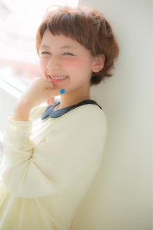 見とれるショート☆|Euphoria SHIBUYA GRANDEのヘアスタイル