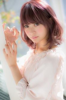 小顔が高まる★フェミニンカール♪|Euphoria SHIBUYA GRANDEのヘアスタイル