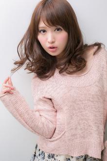 媚びない女子|Euphoria SHIBUYA GRANDEのヘアスタイル