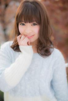 ☆甘いウェーブが愛らしい☆|Euphoria SHIBUYA GRANDEのヘアスタイル