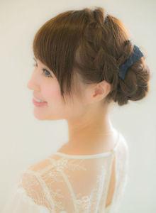 お呼ばれパーティアップ Euphoria SHIBUYA GRANDEのヘアスタイル
