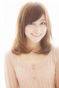 小顔になれる魔法のミディアム☆キレイ・可愛いヘア