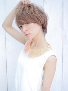 大人気のショートスタイル|Euphoria SHIBUYA GRANDEのヘアスタイル