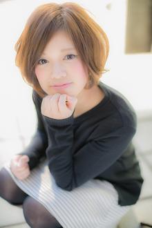 簡単スタイリング・ボブパーマ Euphoria 【ユーフォリア】新宿店のヘアスタイル