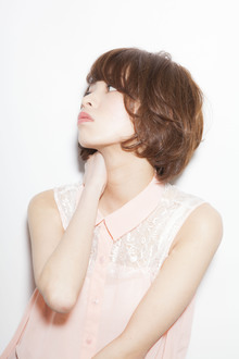 【Euphoria】可愛いとカッコいいのコラボ☆ラズベリーボブ|Euphoria 【ユーフォリア】新宿店のヘアスタイル