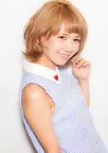 【Euphoria/高橋尚樹】可愛い子は知っている耳かけボブ|Euphoria 【ユーフォリア】新宿店のヘアスタイル