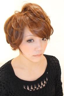 ショートボブ ♪ガーリッシュボブ♪ Euphoria 【ユーフォリア】新宿店のヘアスタイル