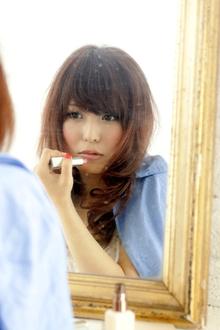【Euphoria】ラブセミディーカール Euphoria 【ユーフォリア】新宿店のヘアスタイル