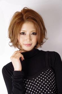 【Euphoria】2013年春エアリーボブ|Euphoria 【ユーフォリア】新宿店のヘアスタイル