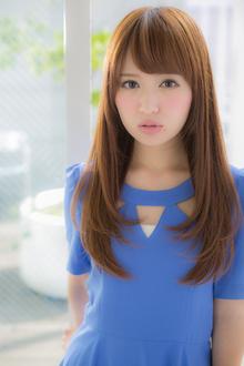 誰もが一度は憧れる♪美髪☆ストレートロング☆|Euphoria【ユーフォリア】新宿通りのヘアスタイル