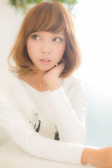 小顔×ゆるフワ☆エンジェルミディ☆|Euphoria【ユーフォリア】新宿通りのヘアスタイル